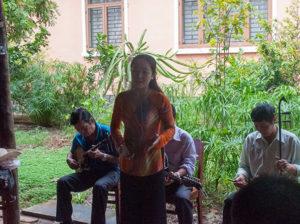 ベトナムのシンガー