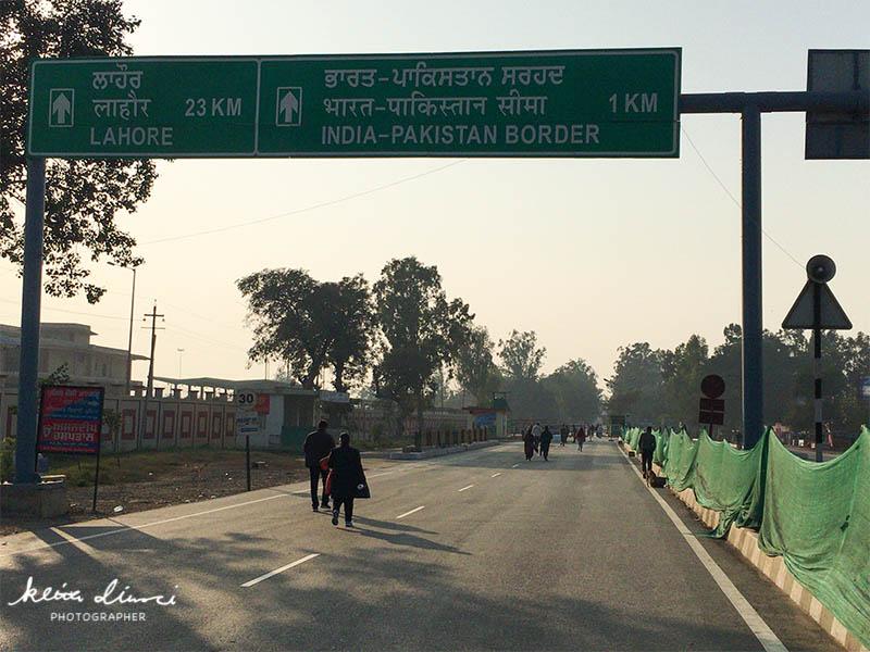 インド・パキスタン国境