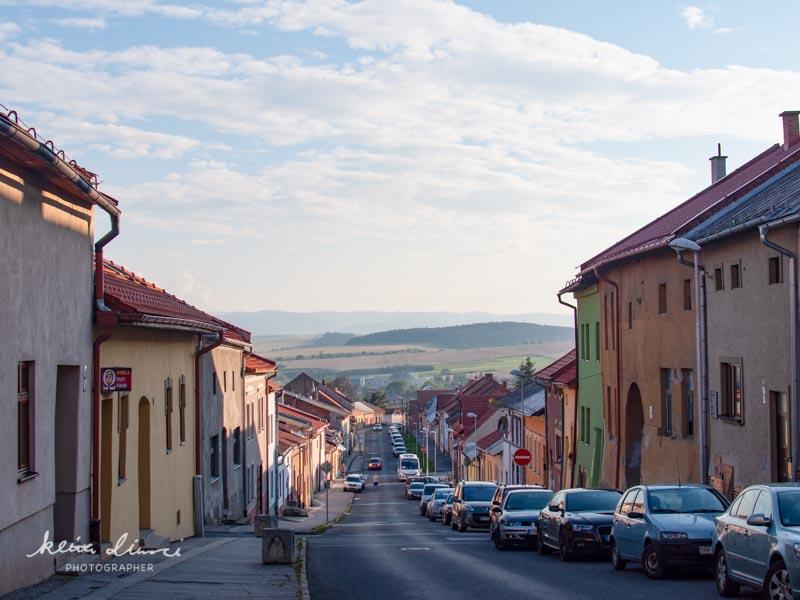 レヴォチャの街並