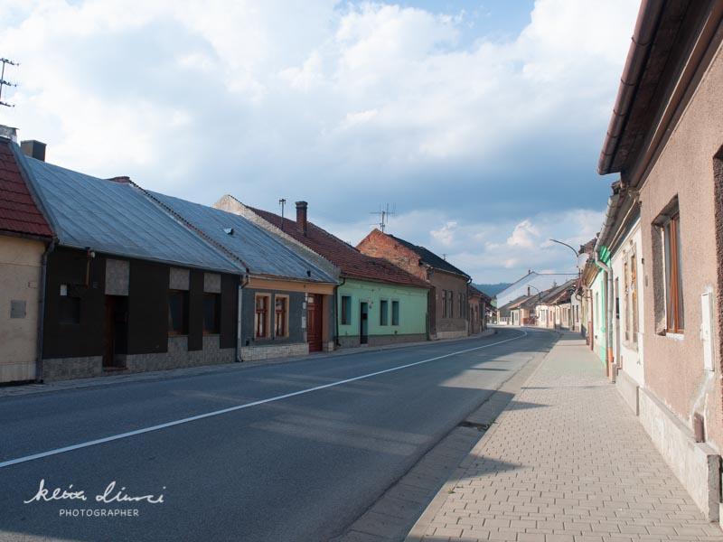 スピシュキー・ポドフラディエの街並