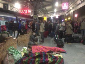 ジャイサルメール駅