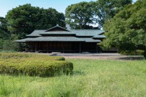 皇居内の建物